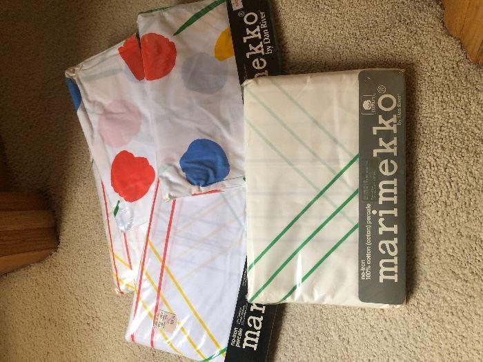 Marimekko bed linens - never opened