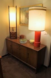 MCM table lamps