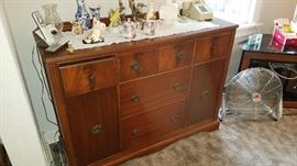 Awesome mint condition buffet $120/ offer.