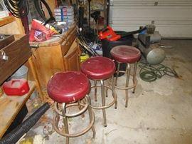 Vintage Barstools