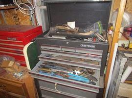 Craftsmans tool chest
