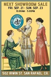 3 vintage ladies go to a fine estate sale