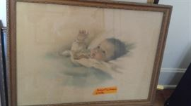 Betsy Pease gutmann lithograph