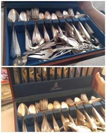 Prelude Sterling silver flatware