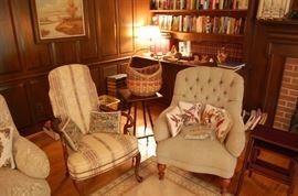 More Henredon chairs