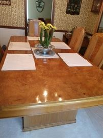 MCM Dining Table and chairs
