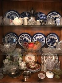 Misc glass ware - will update photo