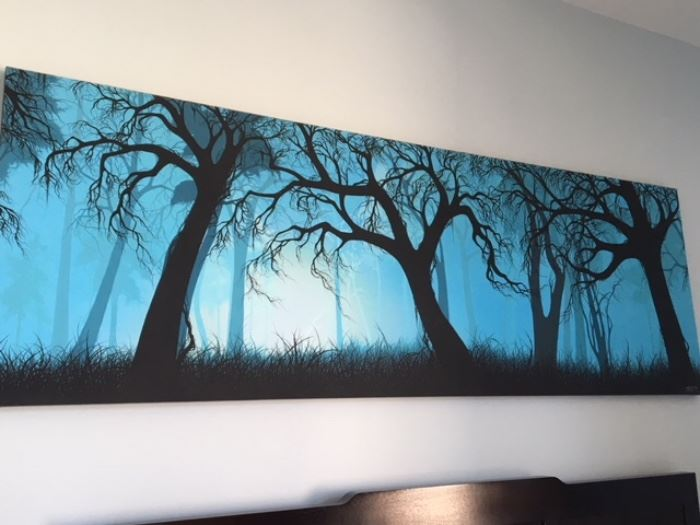 Original art from New Orleans Tanner Gallery