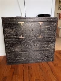 Campaign style chest