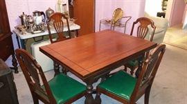 Seng Co. Dining Room Set