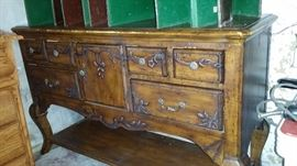 Antique/Vintage Buffet Sideboard