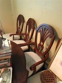 Nice Set of 6 Chairs