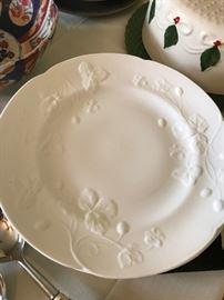 Minton Victorian Strawberry Plates