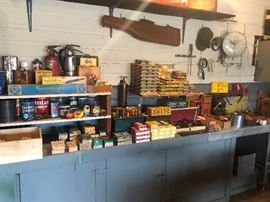 Reloading, ammo, military WWII, rare ammo, gun cleaning