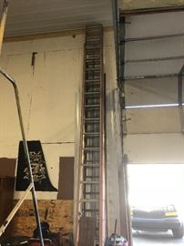 Large ladder ($100 each) contact us for pick up if you would like to buy ahead of time