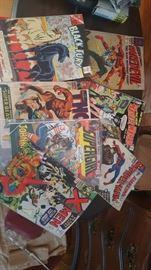 40 plus comic books