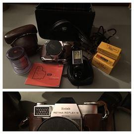 Vintage Kodak 35mm Camera