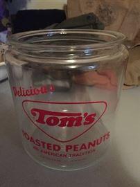 Toms Jar(No Lid)