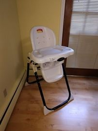 Dining Room:  Childs High Chair