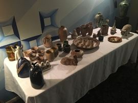 Several pieces remain