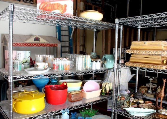 Pyrex & Vintage Kitchenalia