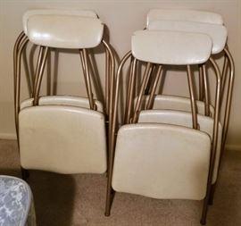 Vintage Hamilton Cosco Inc Stylaire Folding Chair