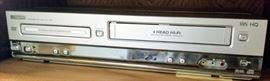 Philips DVD/VHS Player Combo. Model # DVD750VR