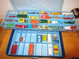 Vintage Matchbox series, Lesney, England