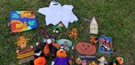 Misc Halloween stuff
