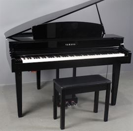Yamaha Digital Baby Grand Piano