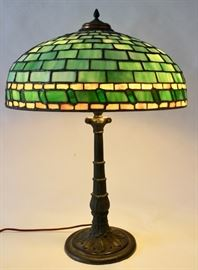 Duffner and Kimberly Lamp