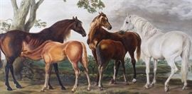 Homage to George Stubbs o/c