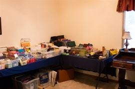 TONS of office supplies!