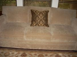 Queen Sofa Sleeper  (only used twice as a sleeper)