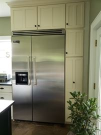 Viking Professional Series Side by Side Refrigerator (presale available)