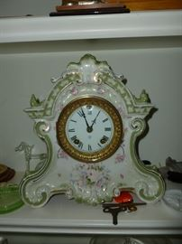 Antique Ansonia Clock..just serviced, working perfectly