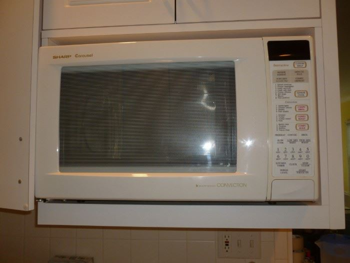 Microwave/Convenction Oven