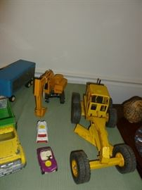 More toys