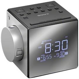 1 Sony ICFC1PJ Alarm Clock Radio