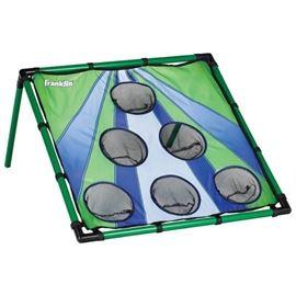 Franklin Sports 6 Hole PVC Bean Bag Toss Game