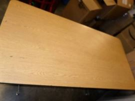 1 60 x 30 x 30 Office Table Adustable hieght