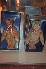 "Otto Steiff Teddy Bear 1912 Limited Edition NIB ALL DOLLS HAVE SOLD!!!                                      EVERYTHING ELSE IS SELLING!!!                                                                    CHRISTMAS IN OCTOBER!!! SALE WILL RUN EACH DAY OCTOBER 20TH – OCTOBER 27TH ( 10 am – 7 pm ) !!!!****PRICES REDUCED DAILY****!!!! Over 3,500 Sq. Ft. literally ""jammed"" with Bears, Miniatures, Watches, Doll Furniture (cribs, beds, and more!),  Lighted Glass Display Cases (stand alone, wall and tabletop!), Like New Quality Heavy Duty Pallet Racks (lots of them!), Office Furniture, Baseball Cards and Figurines, and So Much, Much More even Holiday Decorations!"