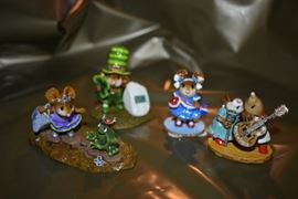 Wee Forest People! So Collectible So Incredibly Darling!!!