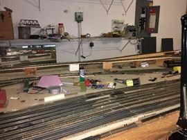 Hobby Train Track  N Scale