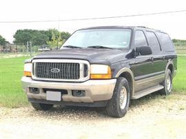 2000 Ford Excursion 7.3 diesel