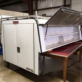 fits 2015 F-350 truck with 8' bed