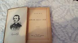 Poe Poem book