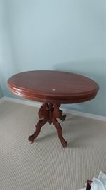 Victorian style table