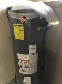 Water Heater : Brand New - 48 Gallon Performance Rheem