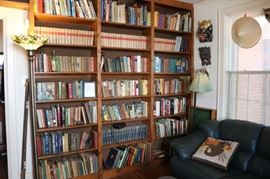 Tons of Books Antique to New